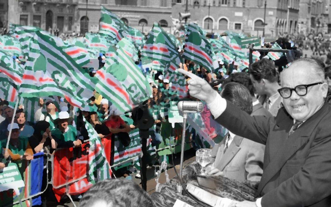 """Lavoro. Sbarra: """"30 aprile anniversario della nascita della Cisl. On line il nuovo sito della confederazione"""""""