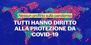"""Vaccini. Appello del Comitato Italiano Diritto alla Cura al premier: """"Draghi sostenga la sospensione dei brevetti, in gioco la vita di tutti!"""""""