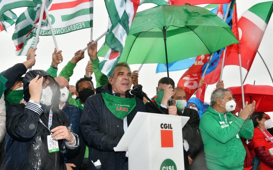 """Primo Maggio. Sbarra: """"Grazie al Presidente Mattarella per il suo appello sul lavoro"""""""
