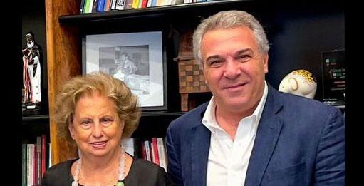 """Legalità. Sbarra incontra Maria Falcone: """"Serve una formazione permanente nei territori che unisca Lavoro, Cultura, Bellezza, Giustizia Sociale"""""""