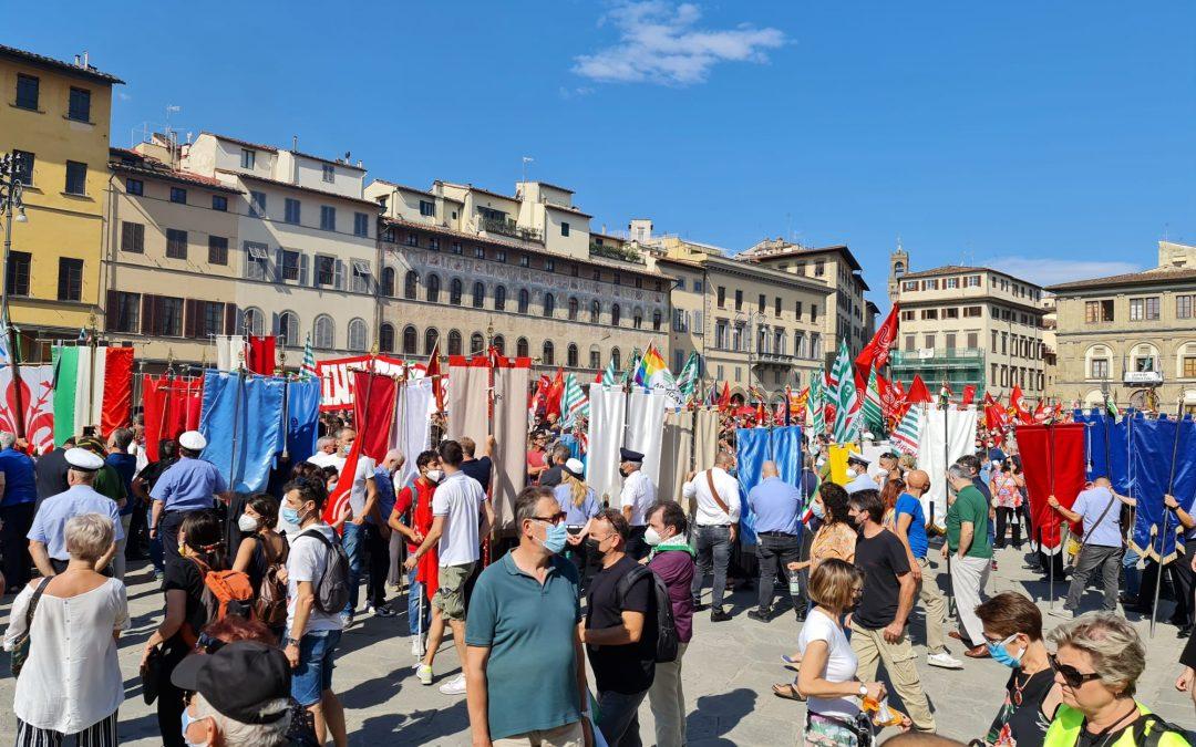 """Gkn. Sbarra: """"Sostegno allo sciopero generale oggi a Firenze. Governo obblighi l'azienda a rivedere la sua scelta inaccettabile"""""""