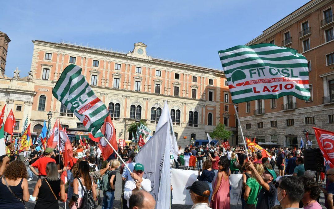 """Ita- Alitalia. Sbarra: """"No alla macelleria sociale. Il Governo deve scendere in campo"""""""