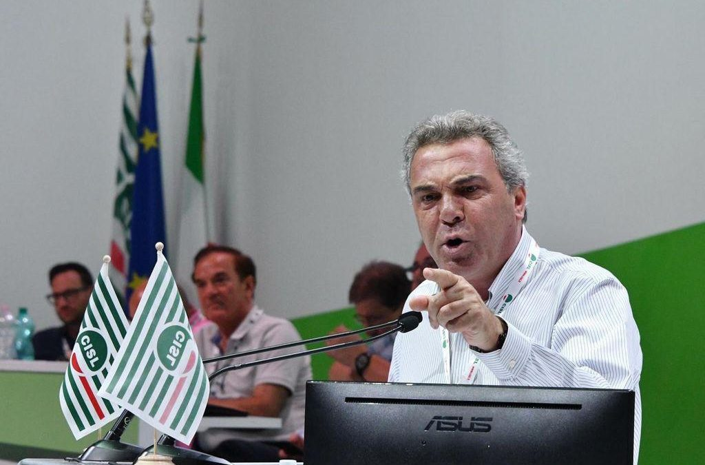 """""""Governo e Ue su licenziamenti e Ita ci devono ascoltare"""", Intervista a Luigi Sbarra, 11 Aprile 2021"""