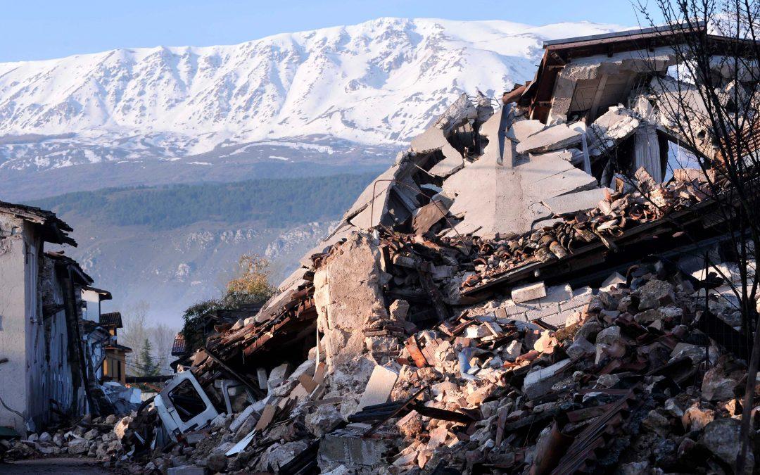 """Terremoto l'Aquila. Sbarra: """"Ricostruire in sicurezza resta un dovere morale e sociale"""""""
