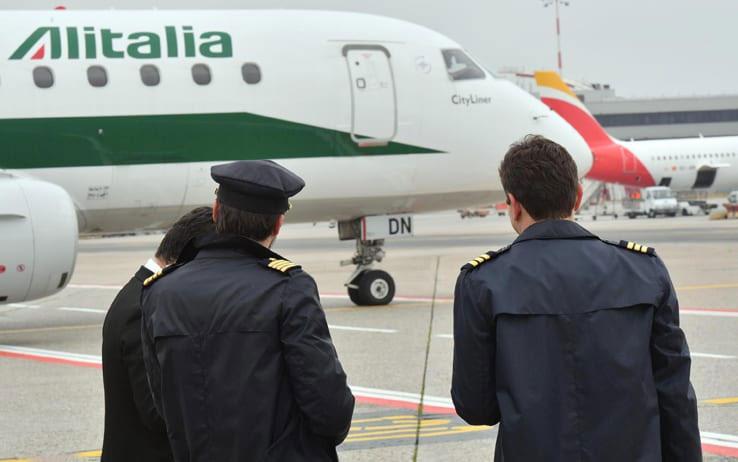 """Alitalia. Sbarra: """"Un errore pensare ad una compagnia nazionale mignon"""""""